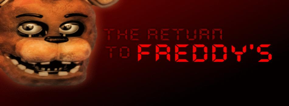 The return to freddy s classic