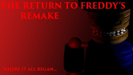 The return to freddy s remastered by star s games