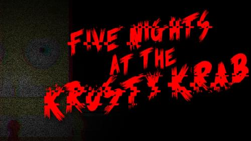 One Nights at the Krusty Krab, online and free Freddy game