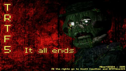 Return to freddy s 5 it all ends an indie strategy sim game game