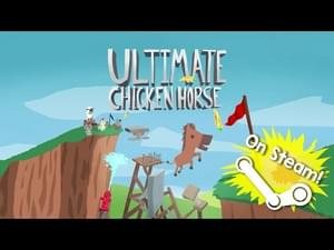 ultimate chicken horse (old kickstarter demo) by clever