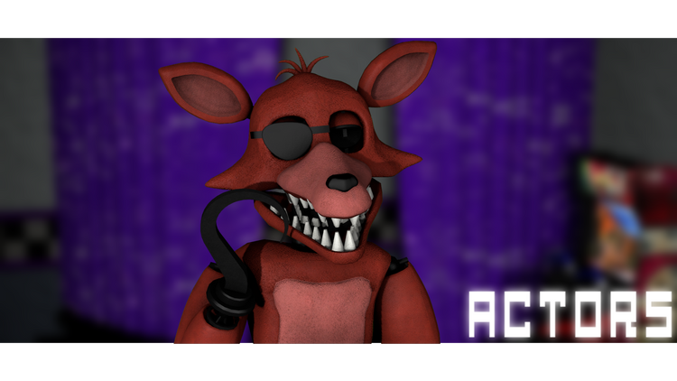 Five Nights At Freddy S Back To Origins Official By Rabbit Tade Game Jolt