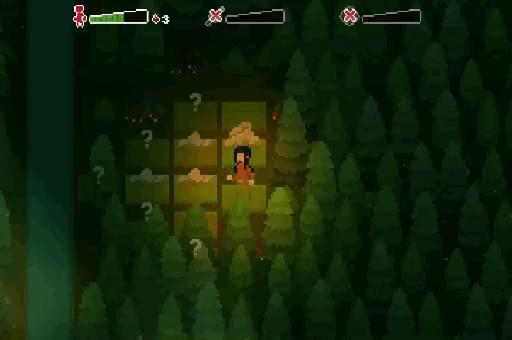 The first boss is taking form  Soon in a forest near you