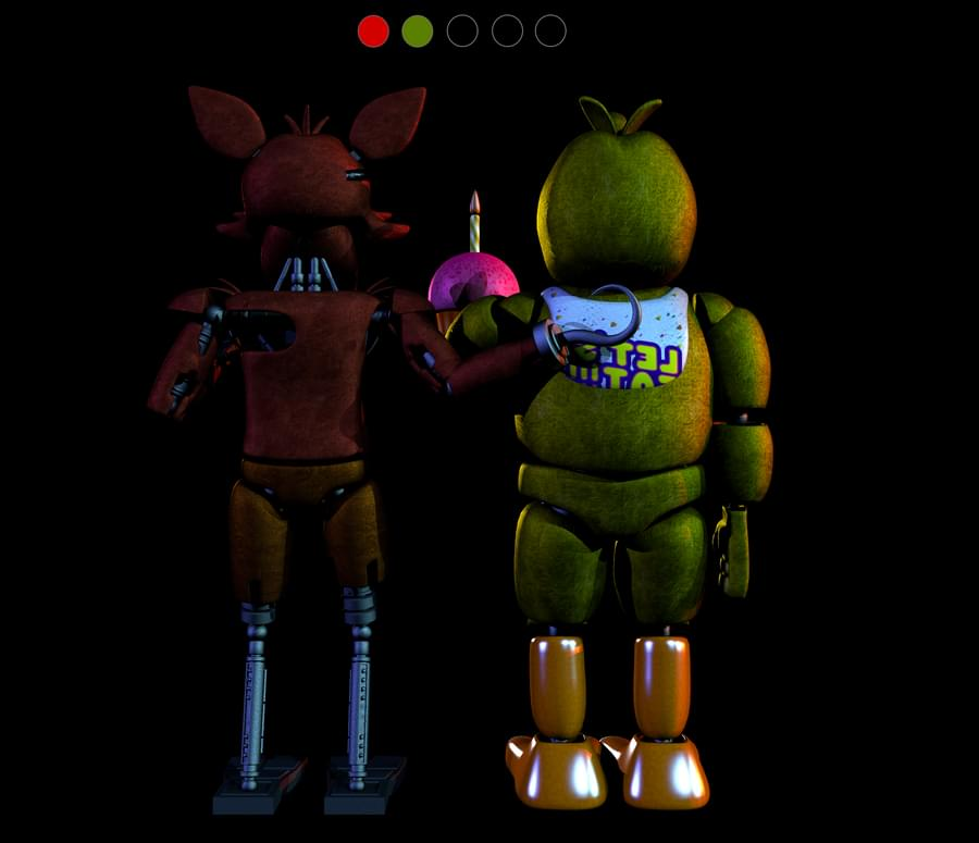 Five Nights In Anime Sister Location Gamejolt