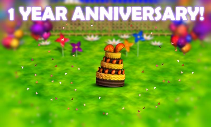 1 Year Anniversary! - FNaF World Simulator by CrashKandicoot - Game Jolt