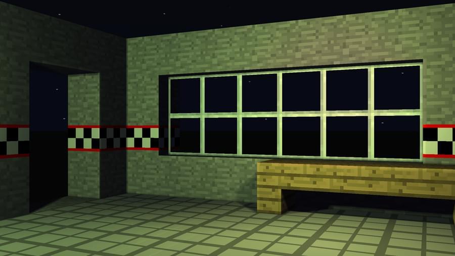 five nights in minecraft 2