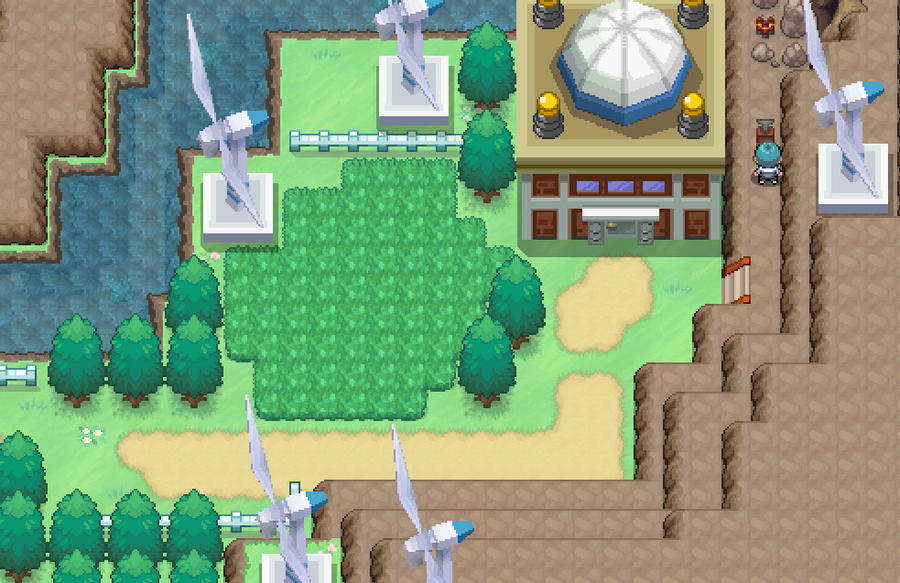 Pokemon PC] Platinum by Velorexe - Game Jolt