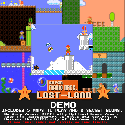 The First Demo is already ready! + Some things that will be improved