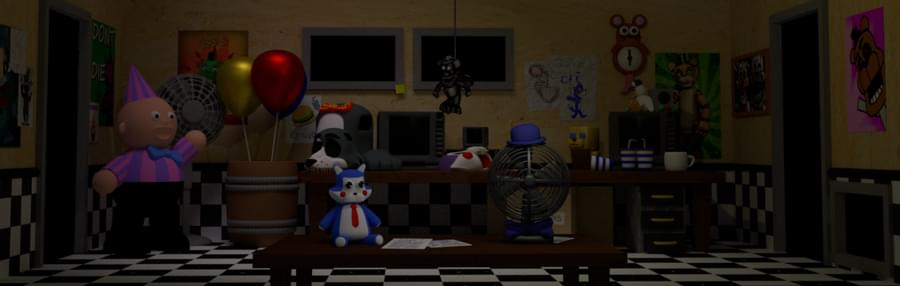 Ultimate Custom Night : Fan Game Edition by TheMPP - Game Jolt