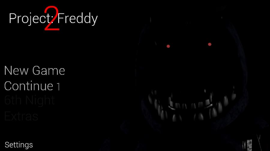 Project: Freddy 2 by BubyGamer11 - Game Jolt