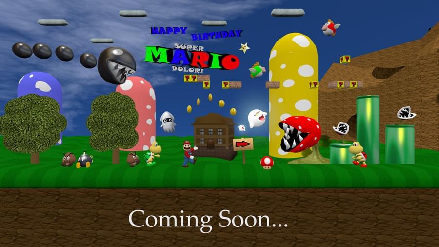 Super Mario Dolor by Ziggity - Game Jolt