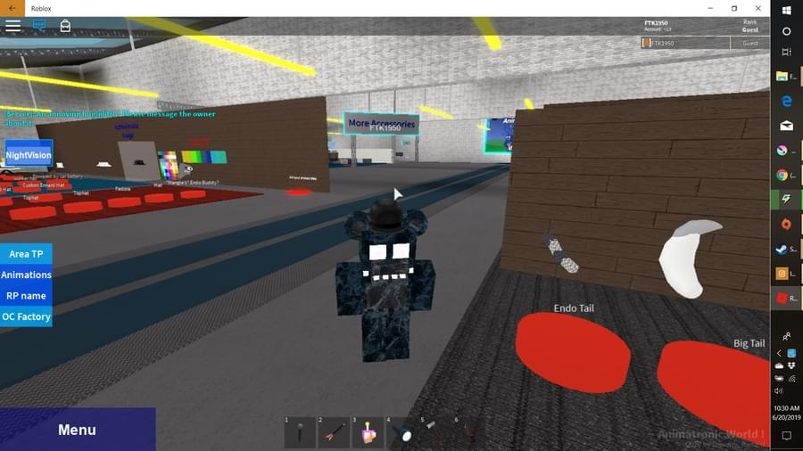 Fredbear And Friends Roblox Game You Guys Know The Roblox Game Animatronic World Well This Screensh Fredbear And Friends Loving And Dying By Yutyrannus Games Game Jolt