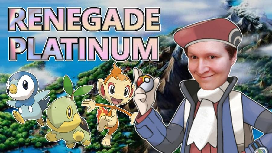 Mister Bopi On Game Jolt Pokemon Renegade Platinum Blind Run Livestream Sunday April 2 Every pokemon fans like us will surely know about the famous like you see, pokemon renegade platinum post includes parts: game jolt