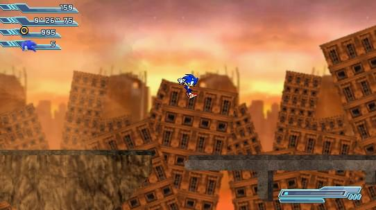 Don T Jump In Tornado Sonic The Hedgehog 2006 The Rebirth Of