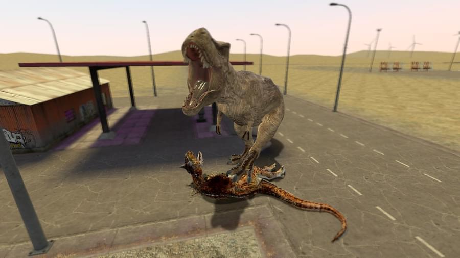 Hot posts - Jurassic Park Community on Game Jolt