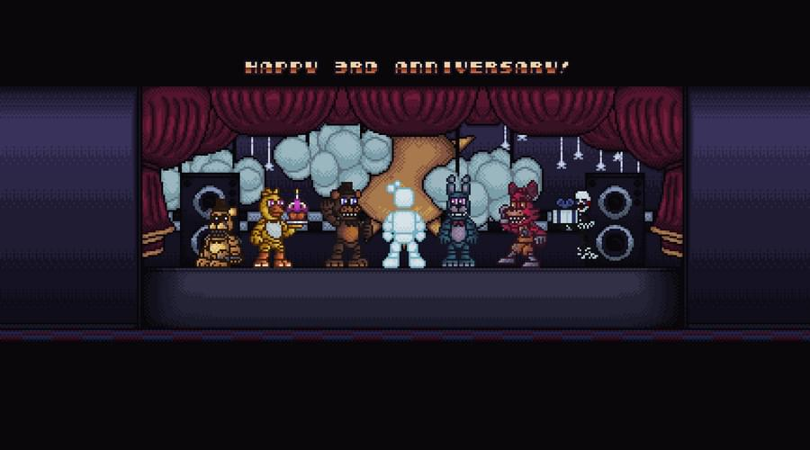 Super FNaF by LSFDevelopment - Game Jolt