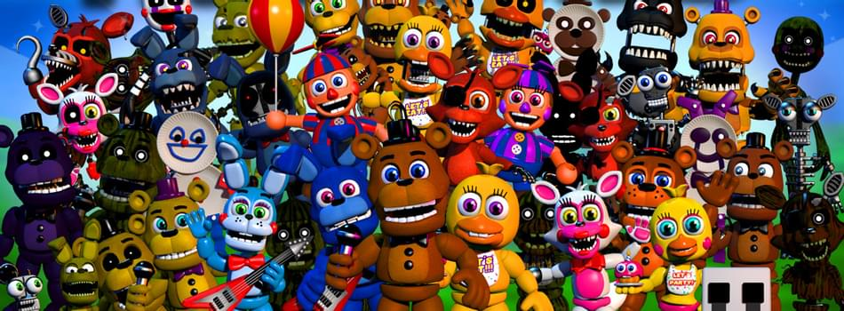fnaf world download update 2