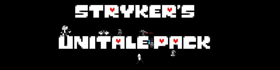 Stryker's Unitale Pack (UNDERTALE) by StrykerX - Game Jolt