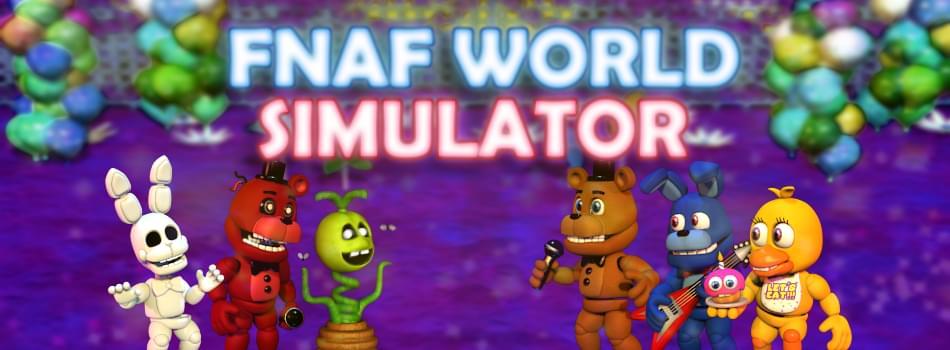 fnaf world simulator by crashkandicoot crashkandicoot on game jolt