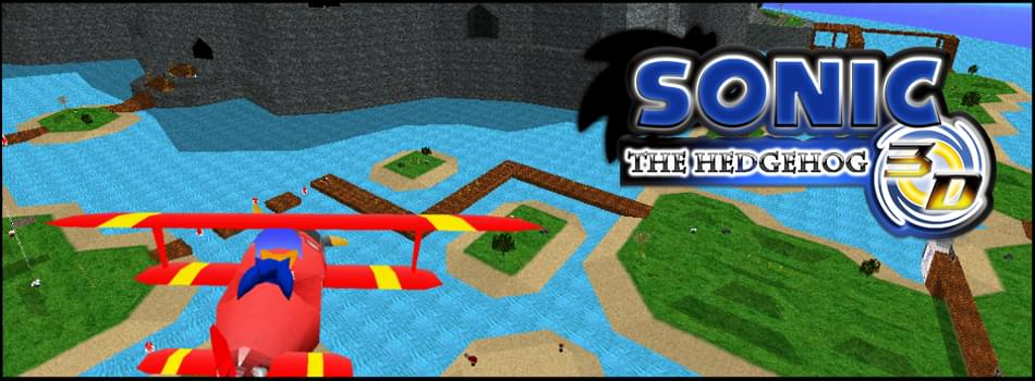 Sonic The Hedgehog 3D by ZykovEddy - Game Jolt