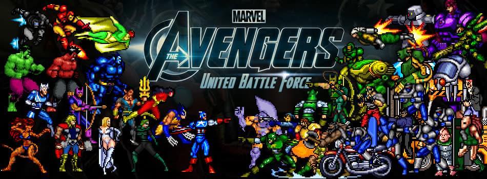 Avengers: United Battle Force by Douglas Baldan (O