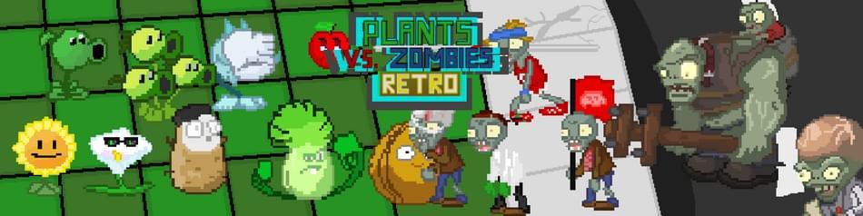Plants Vs Zombies Retro by THMCTerracraft - Game Jolt