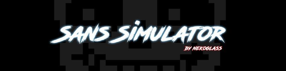 Sans Simulator by NekoGlass - Game Jolt