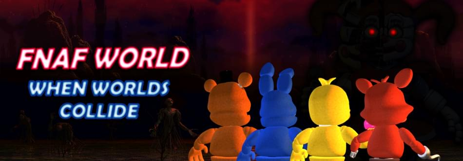 RPG Maker MV Version? - FNAF World: When Worlds Collide by