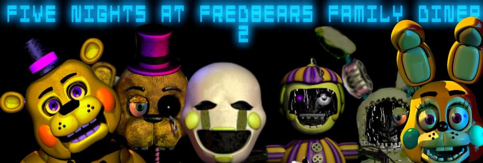 five nights at fredbear s family diner 2 by ludovico ludovico on