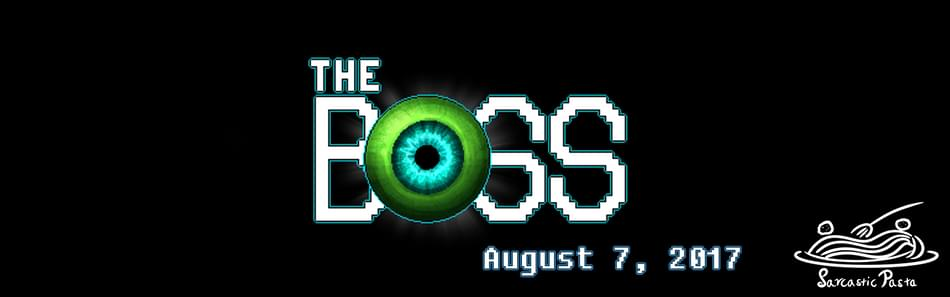 the boss a jacksepticeye fan game by sarcastic pasta