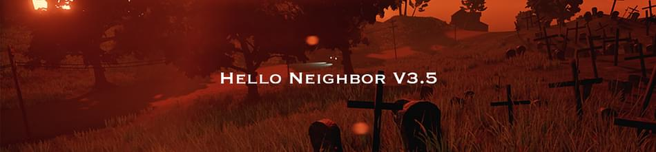how to get developer conole in hello neighbor alpha 3
