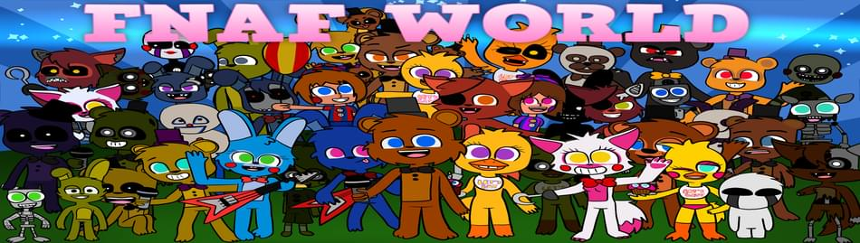 FNAF World Update 2 by FnafFoxy28 (@FnafFoxy28) on Game Jolt