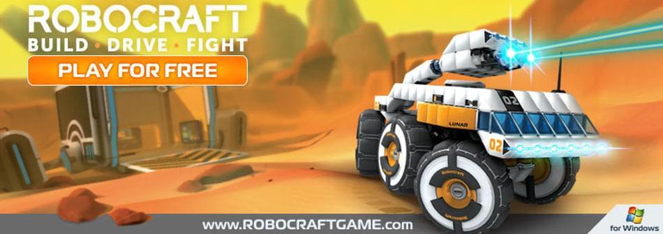 Robocraft by Freejam Games - Game Jolt