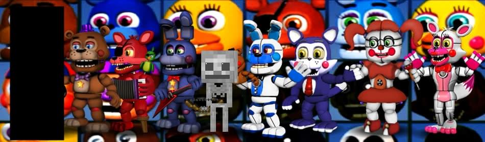 fnaf world mods official by zbonniexd therealzbonniexd on game jolt