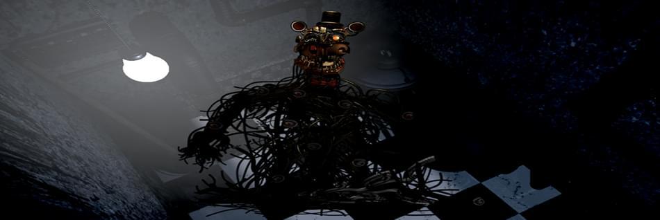 Molten Freddy in fnaf sl mod by Mihaniso (@Mihaniso) on ... | 950 x 318 jpeg 32kB