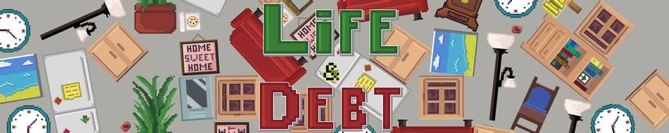 People following Life and Debt: A Real Life Simulator - Game