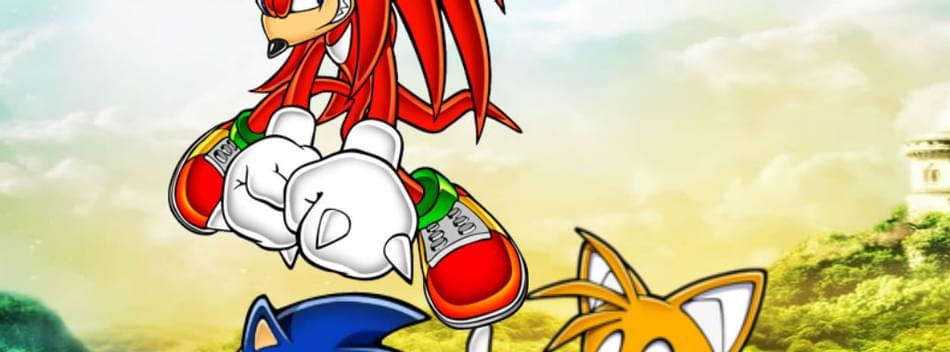 Sonic The Hedgehog by Sonicfan4561 (@Sonicfan4561) on Game Jolt