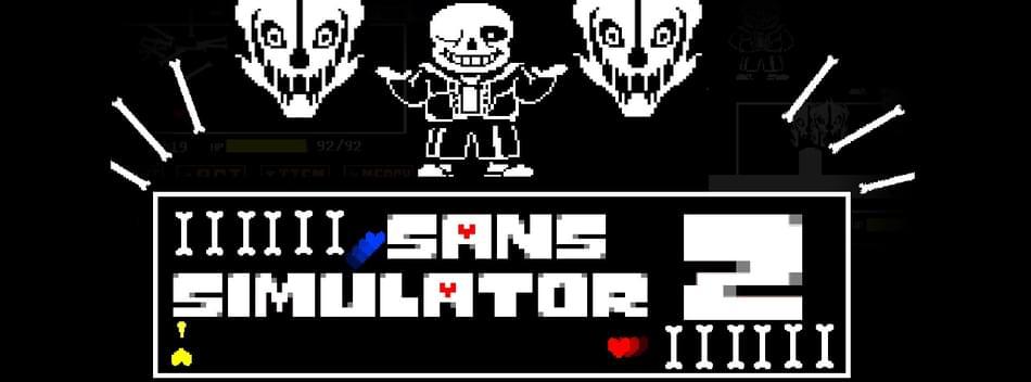Sans Simulator 2 by G_Sluke32 - Game Jolt