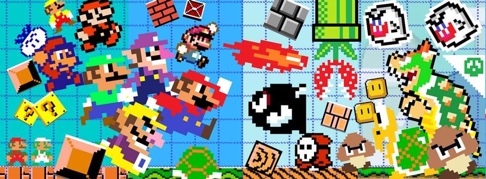 Super Mario Bros  Maker by Formula Fanboy - Game Jolt