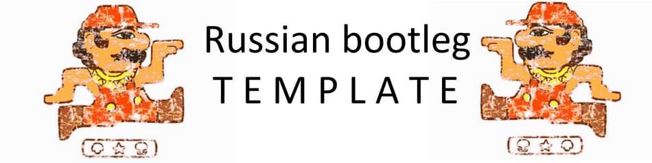 Russian Bootleg Template By Hamburgerpie43 Game Jolt