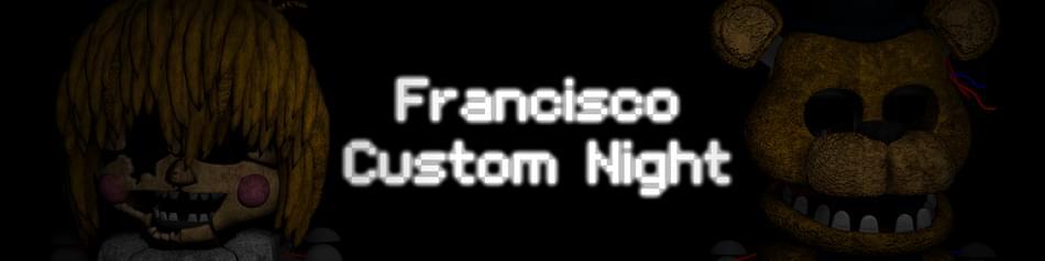 Devlog 17/06/2019 - Here a screenshot of francisco custom night dev