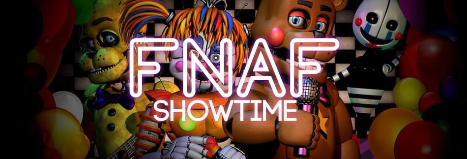 FNaF: SHOWTIME by FredGuy - Game Jolt