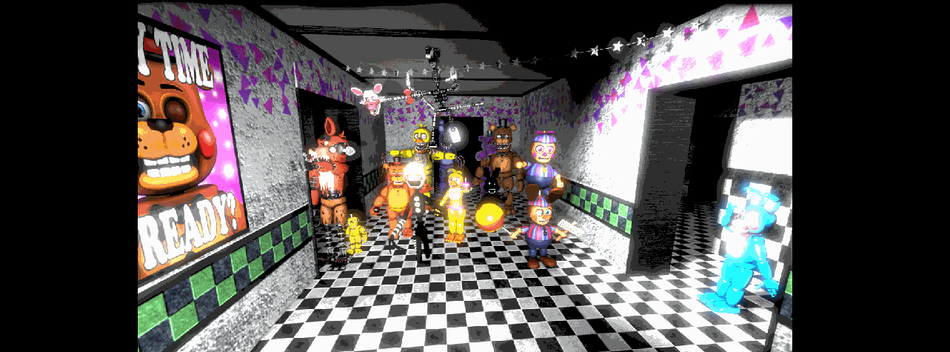 fnaf 2 remake by themanwithaplan777 - Game Jolt