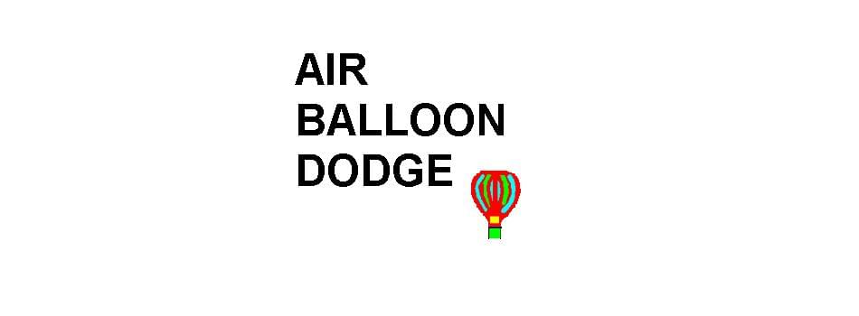 Air balloon dodge by quizgames330 cricket5050 on game jolt for Air balloon games