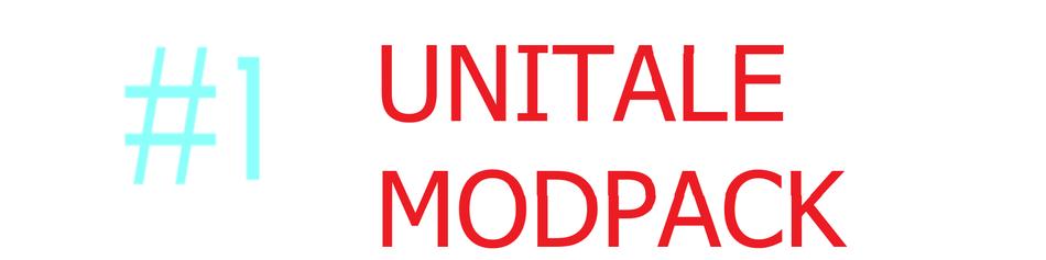 Unitale ModPack #1 by UltraHOOMAN - Game Jolt