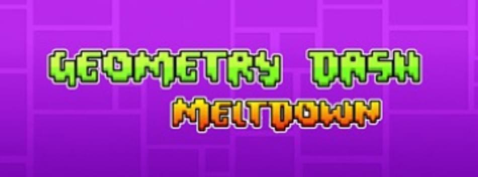 Geometry Dash Meltdown Fan Game By Geodash7u7 Game Jolt