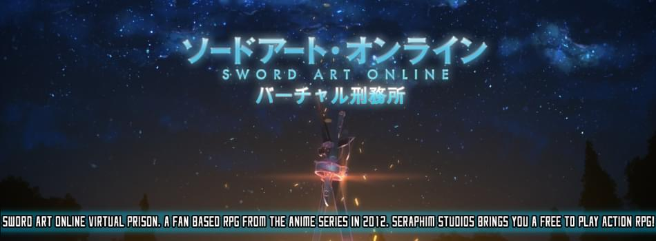 RPG) Sword Art Online: Virtual Prison by Games Games! - Game Jolt
