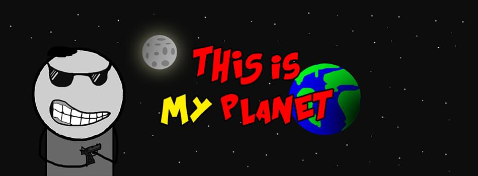 this is my planet by eezy seven extreme z7 on game jolt