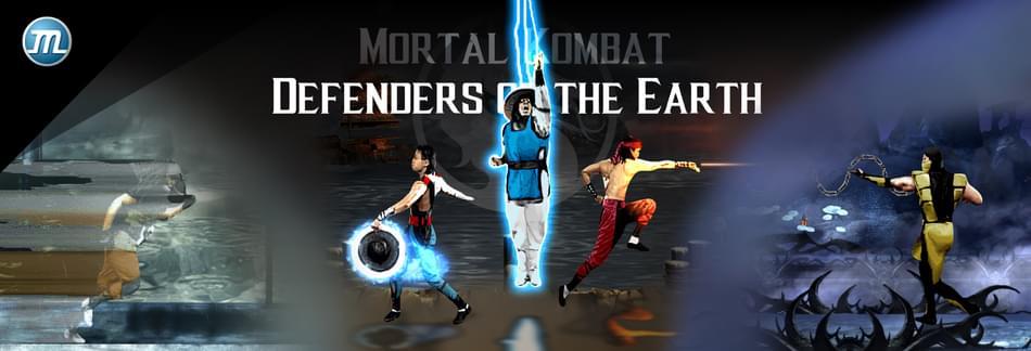 Mortal Kombat Defenders of the Earth by daniloabella - Game Jolt