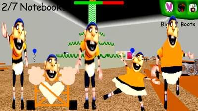 New Jeffy S Mania In Baldi S Basics Mod By Balditm Game Jolt